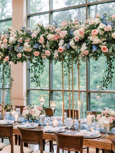 blue-white-table-wedding